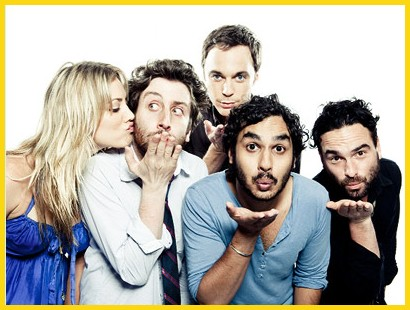 Manly Monday: Big Bang Theory