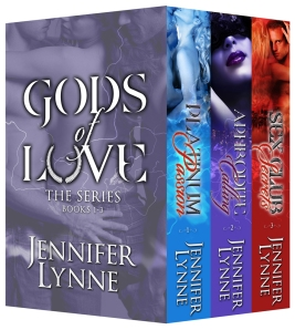 Cover_Gods of Love