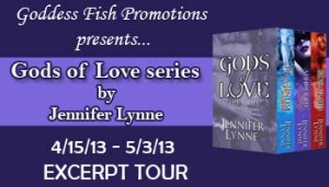 ET Gods of Love series Banner